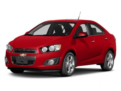 Pre-Owned 2014 Chevrolet Sonic RS FWD 4D Sedan