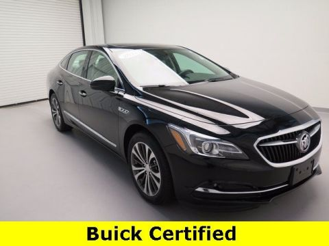 Certified Pre-Owned 2017 Buick LaCrosse Essence FWD 4D Sedan