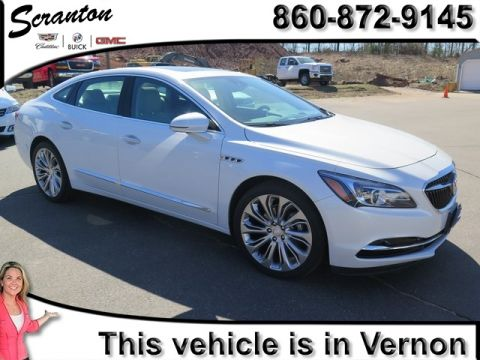 New 2017 Buick LaCrosse Leather Group AWD