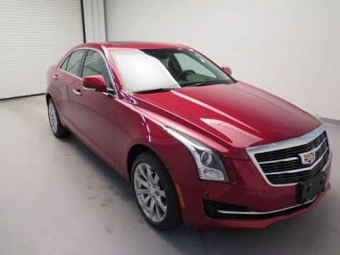 New 2018 Cadillac ATS 2.0L Turbo Luxury AWD