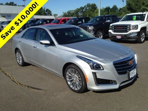 New 2016 Cadillac CTS 2.0L Turbo Luxury AWD