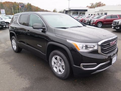 New 2018 GMC Acadia SLE-1 AWD