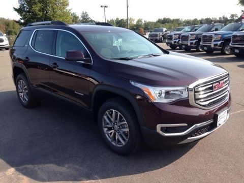 New 2018 GMC Acadia SLE-2 AWD