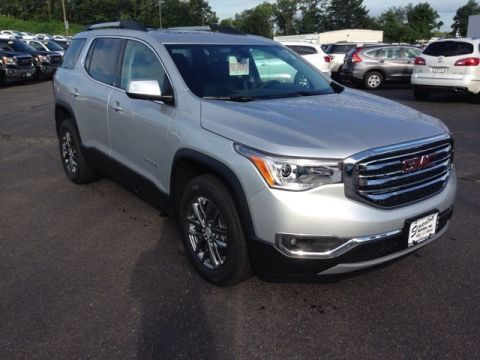 New 2017 GMC Acadia SLT-1 AWD