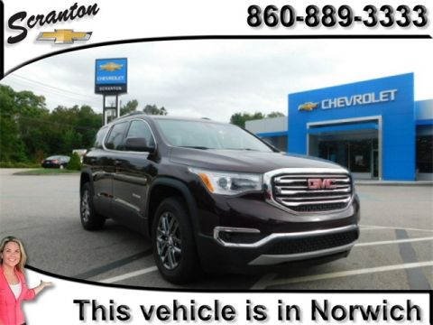 Certified Pre-Owned 2017 GMC Acadia SLT-1 AWD