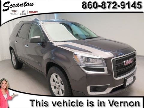 Certified Pre-Owned 2015 GMC Acadia SLE-2 AWD