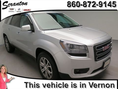 Certified Pre-Owned 2014 GMC Acadia SLT-1 AWD
