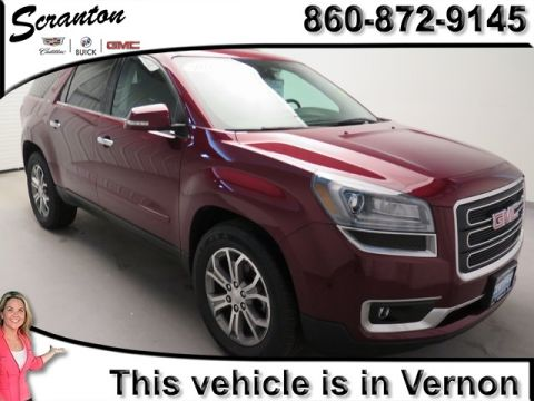 Certified Pre-Owned 2015 GMC Acadia SLT-1 AWD