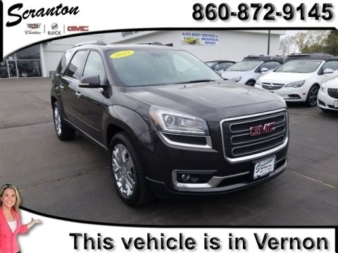 Pre-Owned 2017 GMC Acadia Limited Limited AWD