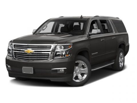 Pre-Owned 2017 Chevrolet Suburban Premier 4WD