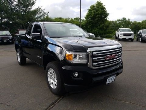 New 2017 GMC Canyon SLE1 4WD