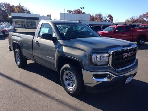 New 2017 GMC Sierra 1500 Base RWD 2D Standard Cab