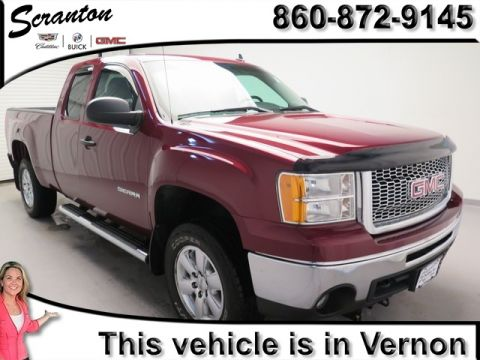 Certified Pre-Owned 2013 GMC Sierra 1500 SLE 4WD