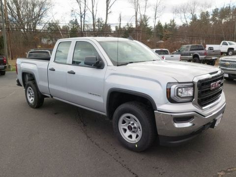 New 2017 GMC Sierra 1500 Base 4WD