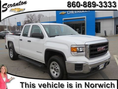 Certified Pre-Owned 2015 GMC Sierra 1500 Base 4WD