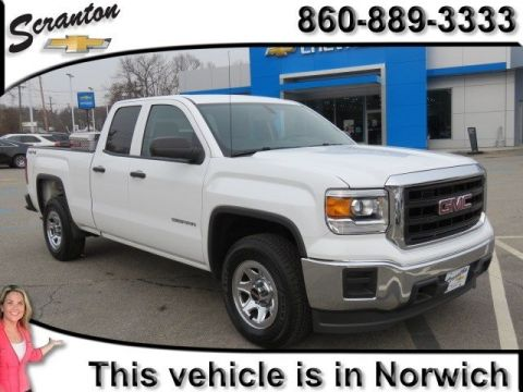 Pre-Owned 2015 GMC Sierra 1500 Base 4WD