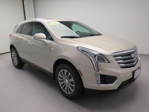 Pre-Owned 2017 Cadillac XT5 Luxury FWD 4D Sport Utility