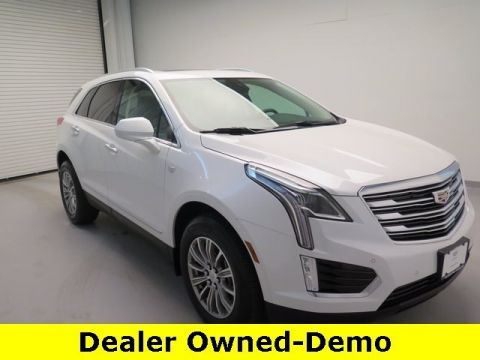 New 2017 Cadillac XT5 Luxury AWD