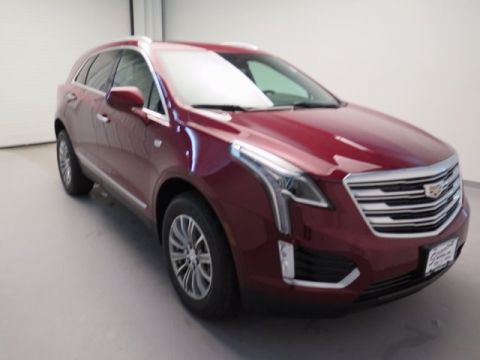 New 2018 Cadillac XT5 Luxury AWD