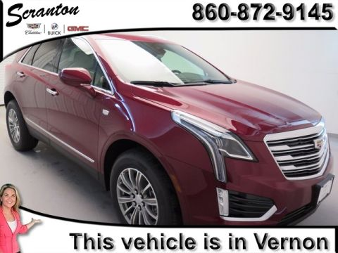 New 2018 Cadillac XT5 Luxury