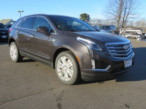 New 2018 Cadillac XT5 Premium Luxury AWD