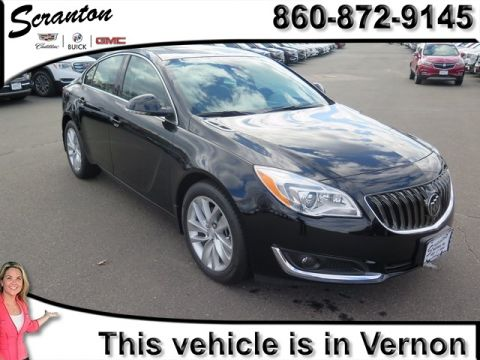 New 2017 Buick Regal Premium II FWD 4D Sedan
