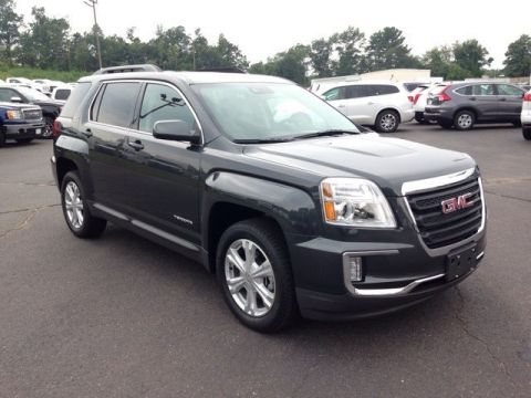 New 2017 GMC Terrain SLE-2 AWD