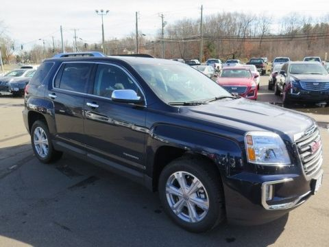 New 2017 GMC Terrain SLT AWD