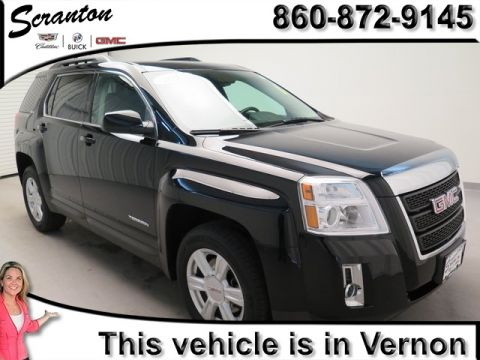 Certified Pre-Owned 2015 GMC Terrain SLE-2 AWD