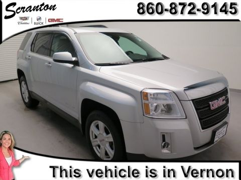Certified Pre-Owned 2015 GMC Terrain SLT-1 AWD