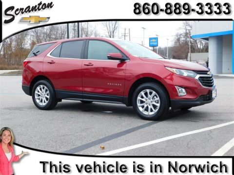 New 2018 Chevrolet Equinox LT AWD