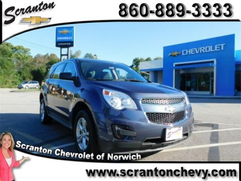 Certified Pre-Owned 2014 Chevrolet Equinox LS AWD