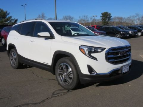 New 2018 GMC Terrain SLT AWD