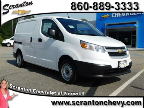 New 2017 Chevrolet City Express 1LS FWD 3D Cargo Van