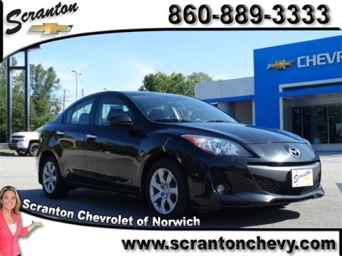 Pre-Owned 2013 Mazda3 i Sport FWD 4D Sedan