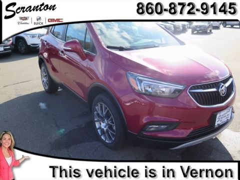 New 2018 Buick Encore Sport Touring AWD
