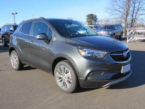 New 2018 Buick Encore Preferred AWD
