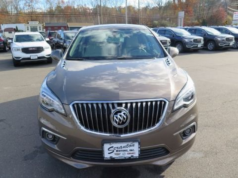 New 2018 Buick Envision Preferred AWD