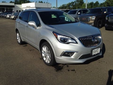 New 2016 Buick Envision Premium II AWD