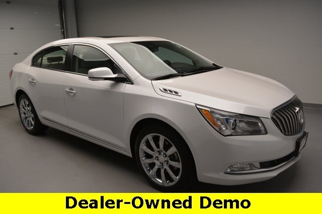 Pre-Owned 2015 Buick LaCrosse Premium 1 Group