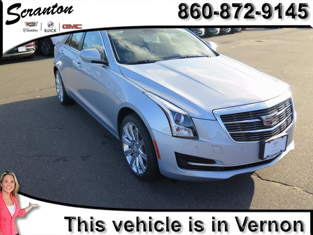 New 2018 Cadillac ATS 2.0L Turbo Luxury