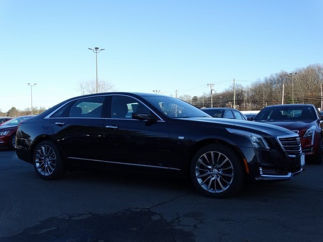 New 2018 cadillac ct6 3 6l luxury 4d sedan in vernon for Scranton motors vernon connecticut