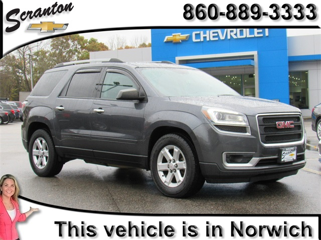 Pre-Owned 2013 GMC Acadia SLE-2