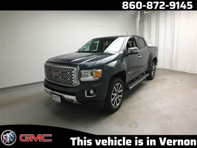 Gmc Canyon Denali >> New 2019 Gmc Canyon Denali 4d Crew Cab In Vernon K9327 Scranton