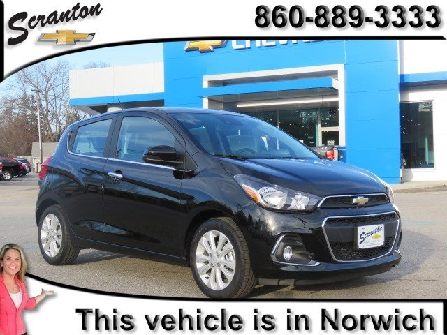 New 2018 Chevrolet Spark 2LT