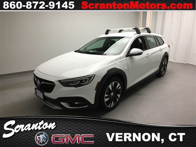 New 2019 Buick Regal Tourx Essence 5d Wagon In Vernon K6640
