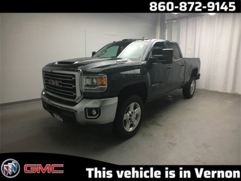 New 2019 GMC Sierra 2500HD SLE