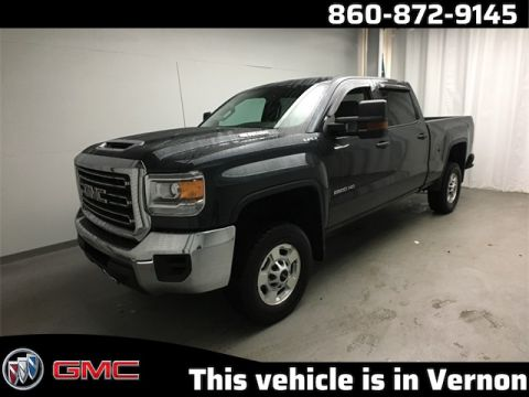 Pre-Owned 2018 GMC Sierra 2500HD Base