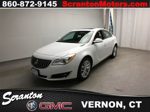 Pre-Owned 2015 Buick Regal Premium I