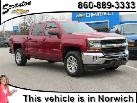 New 2018 Chevrolet Silverado 1500 LT